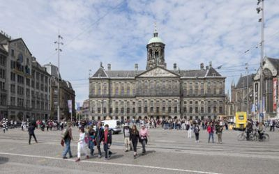 Dam Square and the National Monument