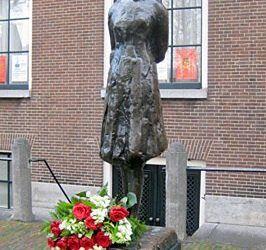 Amsterdam Honours Anne Frank