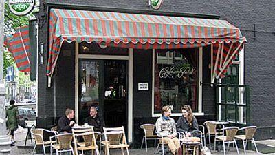 Bruin Café is quintessential Amsterdam