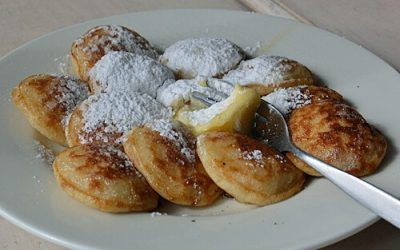 Poffertjes, the Perfect Dutch Treat