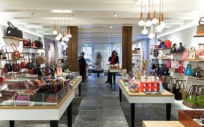 Bags and Purses Museum Shop