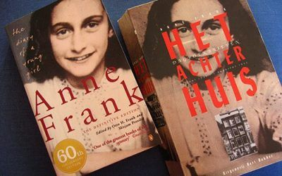 Where Anne Frank Wrote Her Diary