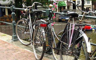 Guided Bike Tour in Amsterdam