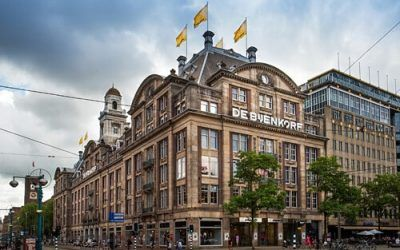 Bijenkorf Department Store