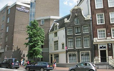 Crowne Plaza: Amsterdam City Centre