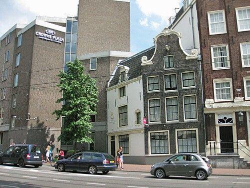 Crowne Plaza: Amsterdam City Centre