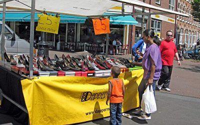 Best Amsterdam Street Markets