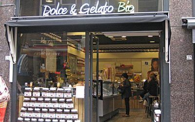 Dolce and Gelato Bio Ice Cream