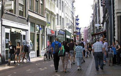 Kalverstraat Shopping