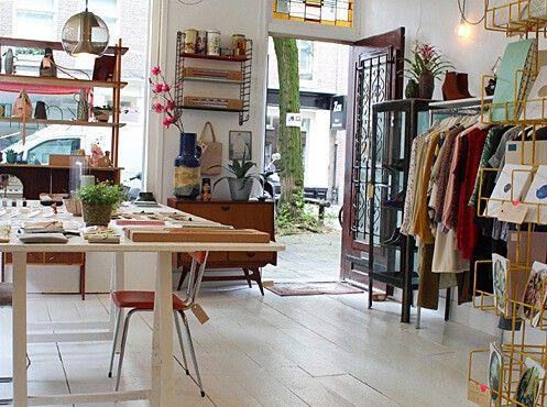 Kolifleur vintage fashion amsterdam now