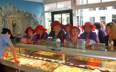 Monte Pelmo Ice Cream Parlour