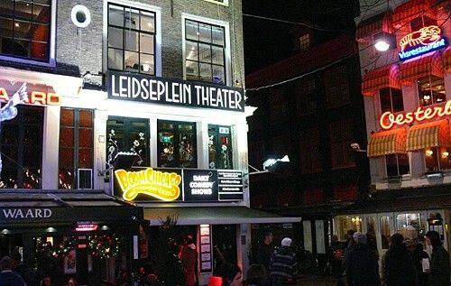 leidseplein theater