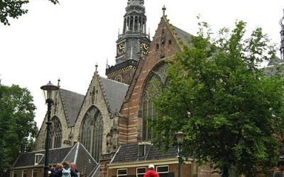 The Oldest Church in Amsterdam
