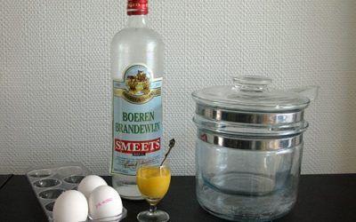 Advocaat or Dutch Eggnog