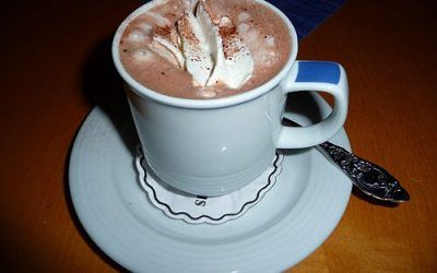 Recipe Traditional Dutch Hot Chocolate Drink