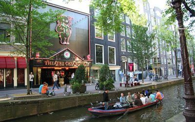 Red Light District for Tourists
