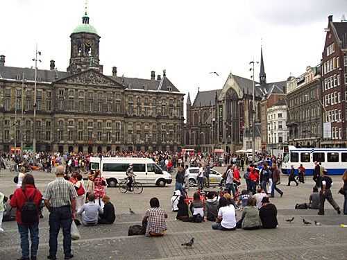 A palace without royals amsterdam now when napoleon bonapartes brother louis was appointed king of holland louis napoleon adopted the town hall as his royal palace publicscrutiny Choice Image