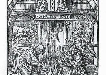Pilgrims in Amsterdam