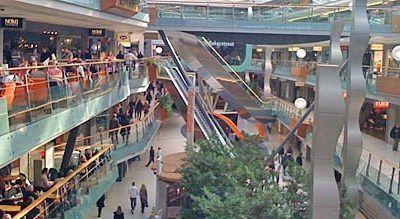 Shopping Malls - Amsterdam Now