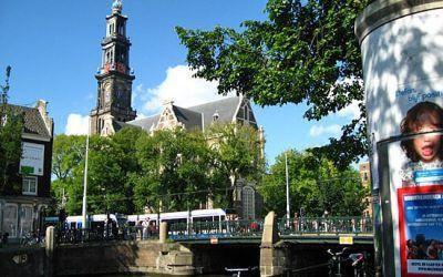 Westerkerk and Anne Frank