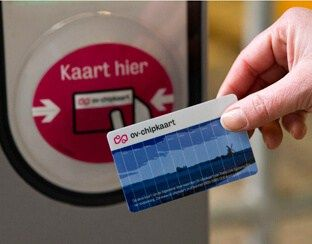 Public Transport Chip Card