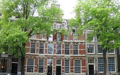 Best Canal Houses that Made Amsterdam Famous
