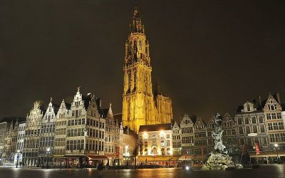 Daytrip from Amsterdam to Brussels and Antwerp