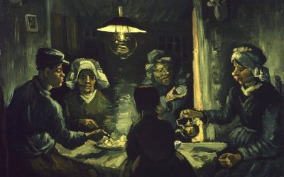 Vincent van Gogh and the Potato Eaters