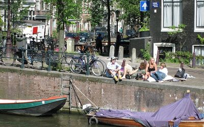 Summer Fun in Amsterdam Festivals and Outdoor Entertainment