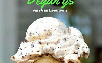 Vegan Ice-cream Hotspot Van Leeuwen in Amsterdam